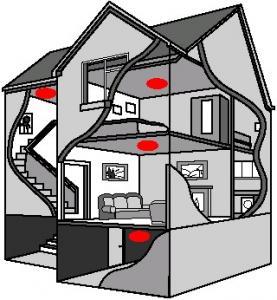 was sind rauchmelder. Black Bedroom Furniture Sets. Home Design Ideas